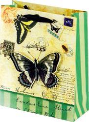 Slika od UKRASNA VREĆICA leptiri large 42x30x12,1 cm