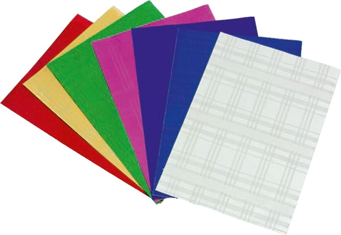 Picture of CELLOPHANE bags 7 colors 1/40, 50x35,5 cm