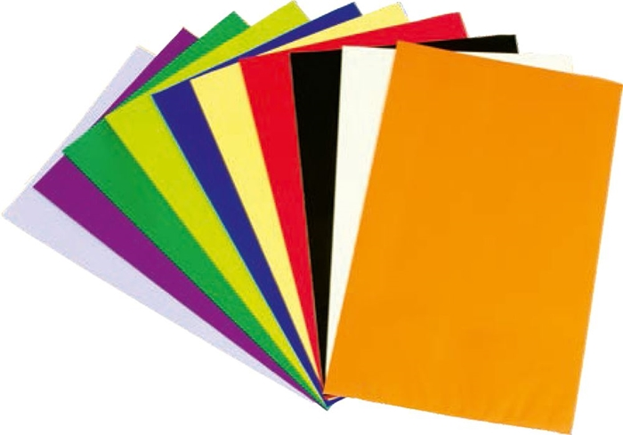 Picture of CELLOPHANE bags 10 colors 1/40, 49,5x35 cm