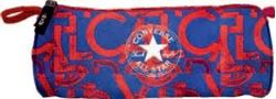 Slika od Converse okrugla pernica plavo-crvena