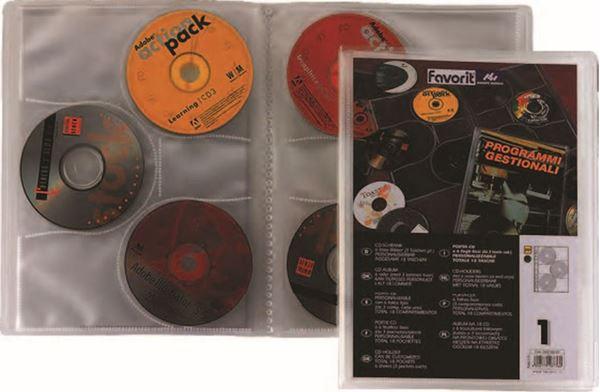 Picture of MAPA za CD s promjenjivom naslovnicom