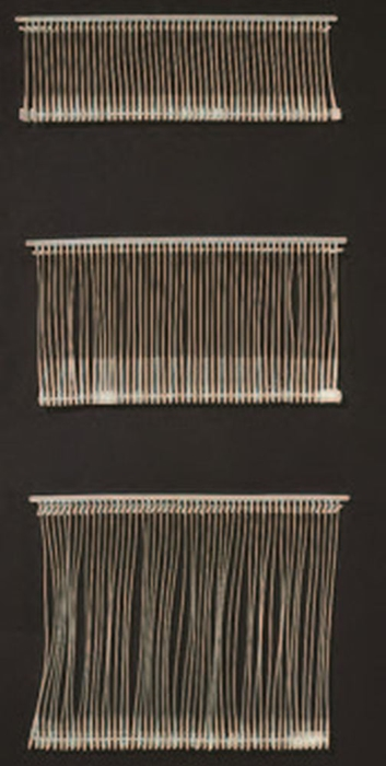 Picture of BARS for hanging the declaration 35 mm