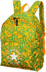 Slika od Converse D-Pack ruksak  - narančasto/zeleni