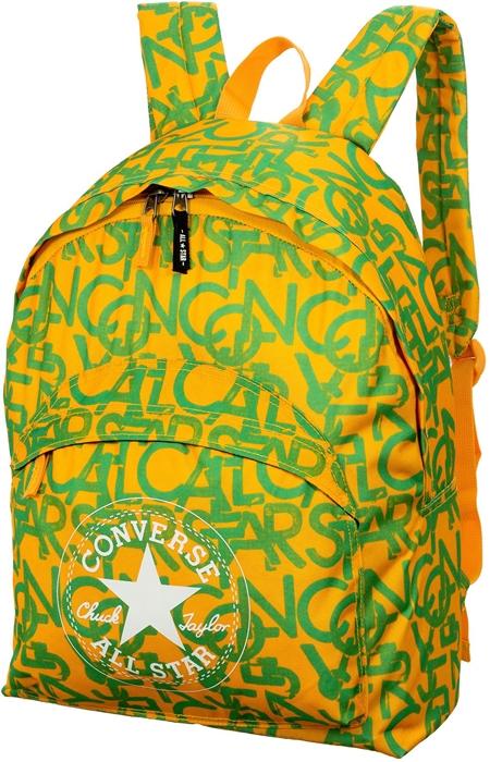 Picture of Converse D-Pack ruksak  - narančasto/zeleni