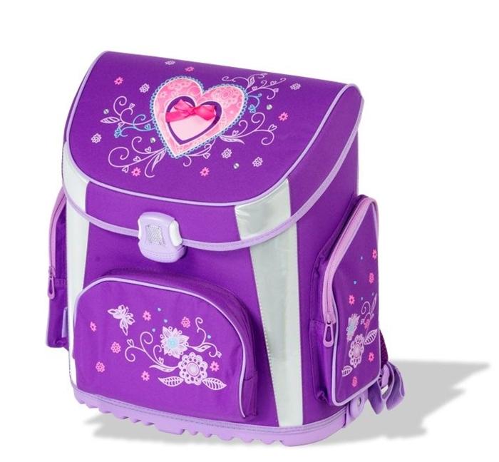 Slika od TIGER PRIME školska torba SRCA