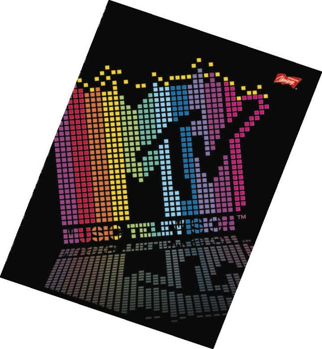 Slika od MTV bilježnica A4 - crte