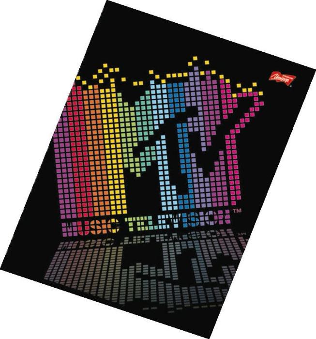 Picture of MTV bilježnica A4 - crte