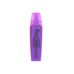 Picture of M&G FLUORESCENT MARKER Point liner with fragrant trail – Purple 1-12