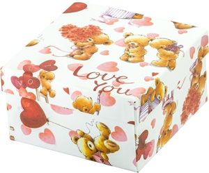 Slika od Poklon kutija Love you L
