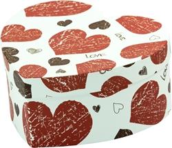 Slika od Poklon kutija Srca L