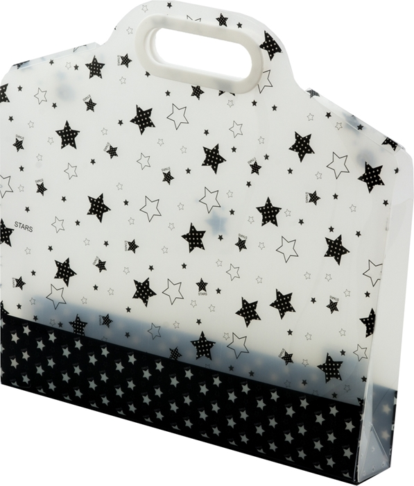 Picture of Stars PVC torba