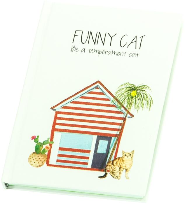 Picture of Dnevnik Funny Cat