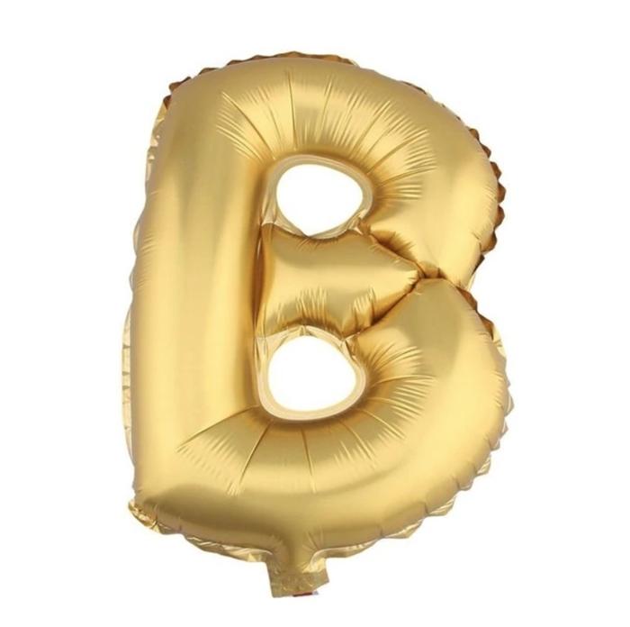 Slika od Folijski balon slovo B