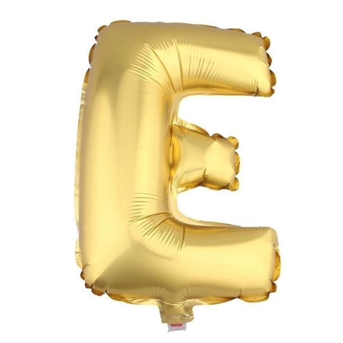 Slika od Folijski balon slovo E