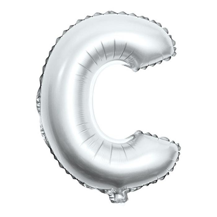 Picture of Folijski balon slovo C