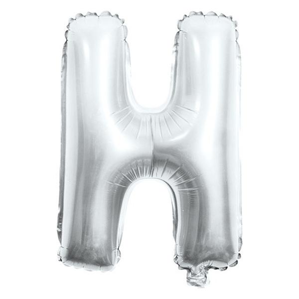 Picture of Folijski balon slovo H