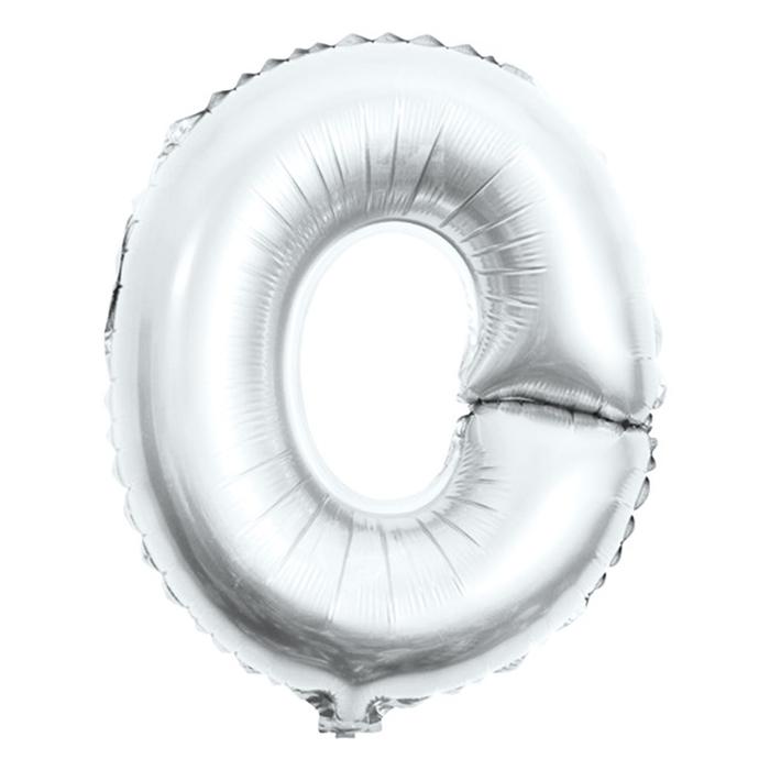 Picture of Folijski balon slovo O