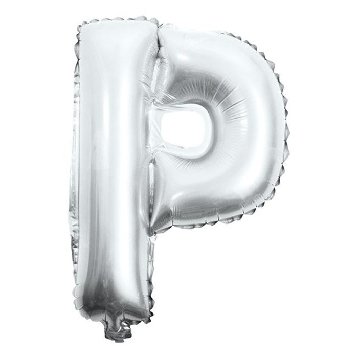 Picture of Folijski balon slovo P
