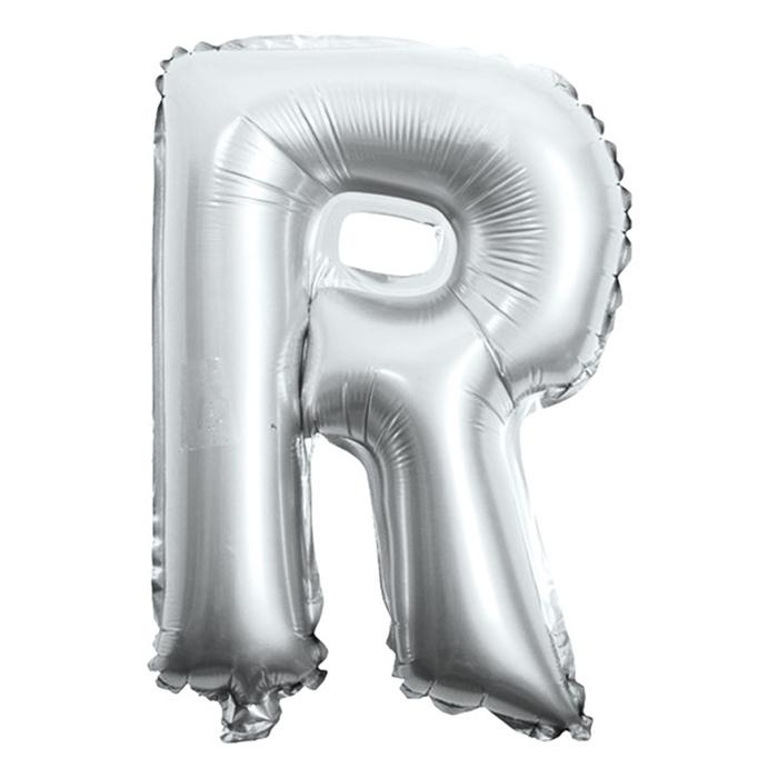Picture of Folijski balon slovo R