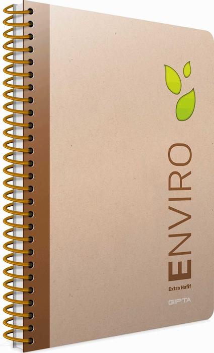 Slika od Spiralna bilježnica A4 Enviro crte