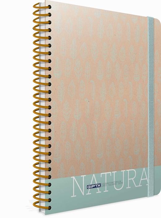 Picture of Spiralna bilježnica Natura crte