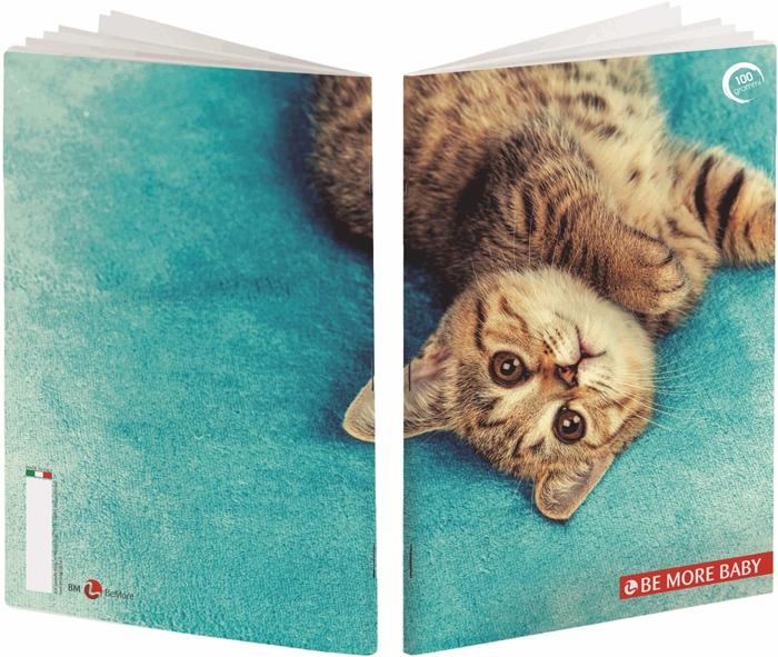 Slika od Bilježnica BEmore baby - kocke