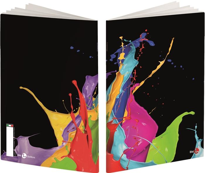 Slika od Bilježnica BEmore arcobaleno - crte