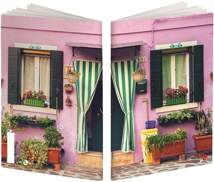 Picture of Bilježnica BEmore home - crte