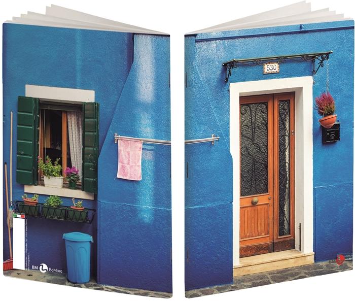 Slika od Bilježnica BEmore home - kocke