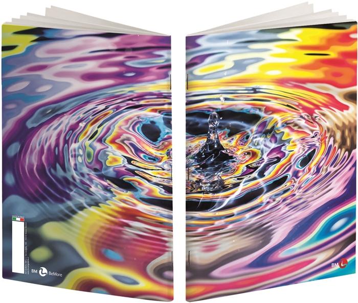 Slika od Bilježnica BEmore aqua - kocke