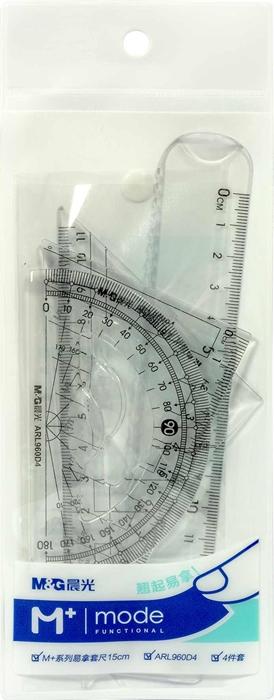 Slika od Geometrijski set 1/4