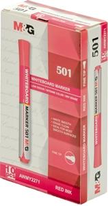 Picture of Marker za bijelu ploču M&G 501 crveni