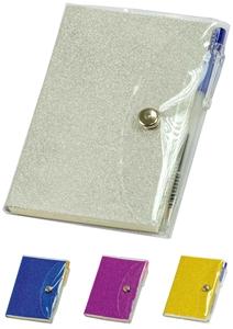 Slika od Blok s olovkom Glitter A7