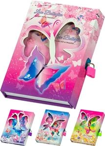 Picture of Butterflies dnevnik u poklon kutiji
