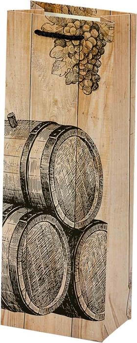 Slika od UKRASNE VREĆICE za bocu Wood