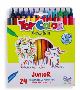 Picture of TOY COLOR JUNIOR superwashable Color Pen 1-24