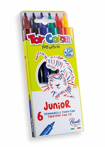 Picture of TOY COLOR JUNIOR superwashable Color Pen 1-72