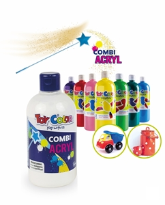 Slika od TOY COLOR combi ACRYL 500ml