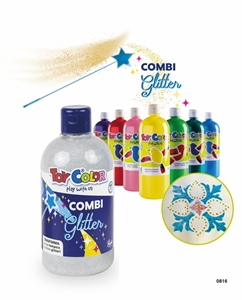 Slika od TOY COLOR combi GLITTER 500ml