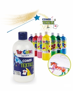 Slika od TOY COLOR combi TEXTILE 500ml