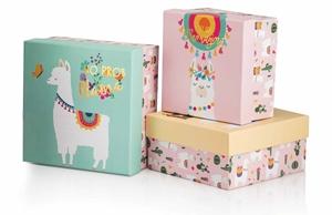 Picture of Set poklon kutija Llama