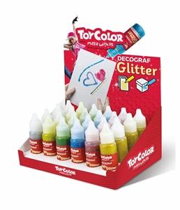 Slika od TOY COLOR magic glitter ljepilo 25 ml