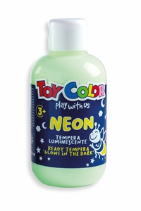 Picture of TOY COLOR tempera neon 250ml