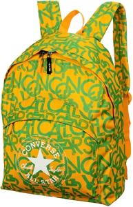 Slika Converse D-Pack ruksak  - narančasto/zeleni