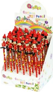 Slika Pisalo HB  s figurico  Pinokio
