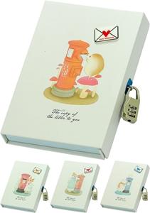 Picture of Letter dnevnik u poklon kutiji