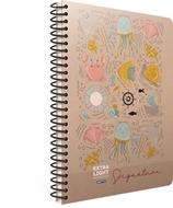 Picture of Spiralna bilježnica A4 Signature kocke