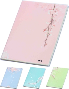 Picture of  Sakura notebook B5 - lines