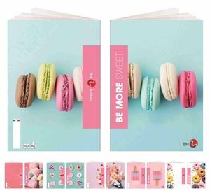 Slika Bilježnica A4 Sweet kocke